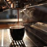 návod na přípravu kávy